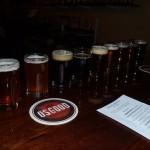 Osgood Beer Flight