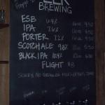 Elk Brewing Beer List