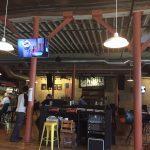 Unruly Brewery interior
