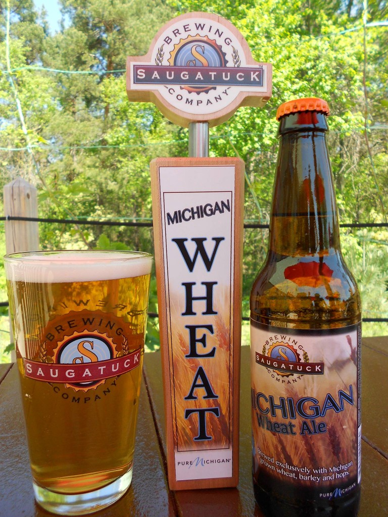 SBC Michigan Wheat Ale