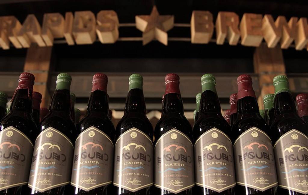 mound maker beer bottles