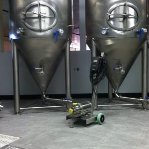 osgood brewery pump