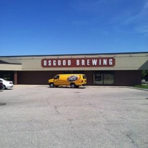 osgood brewing sign