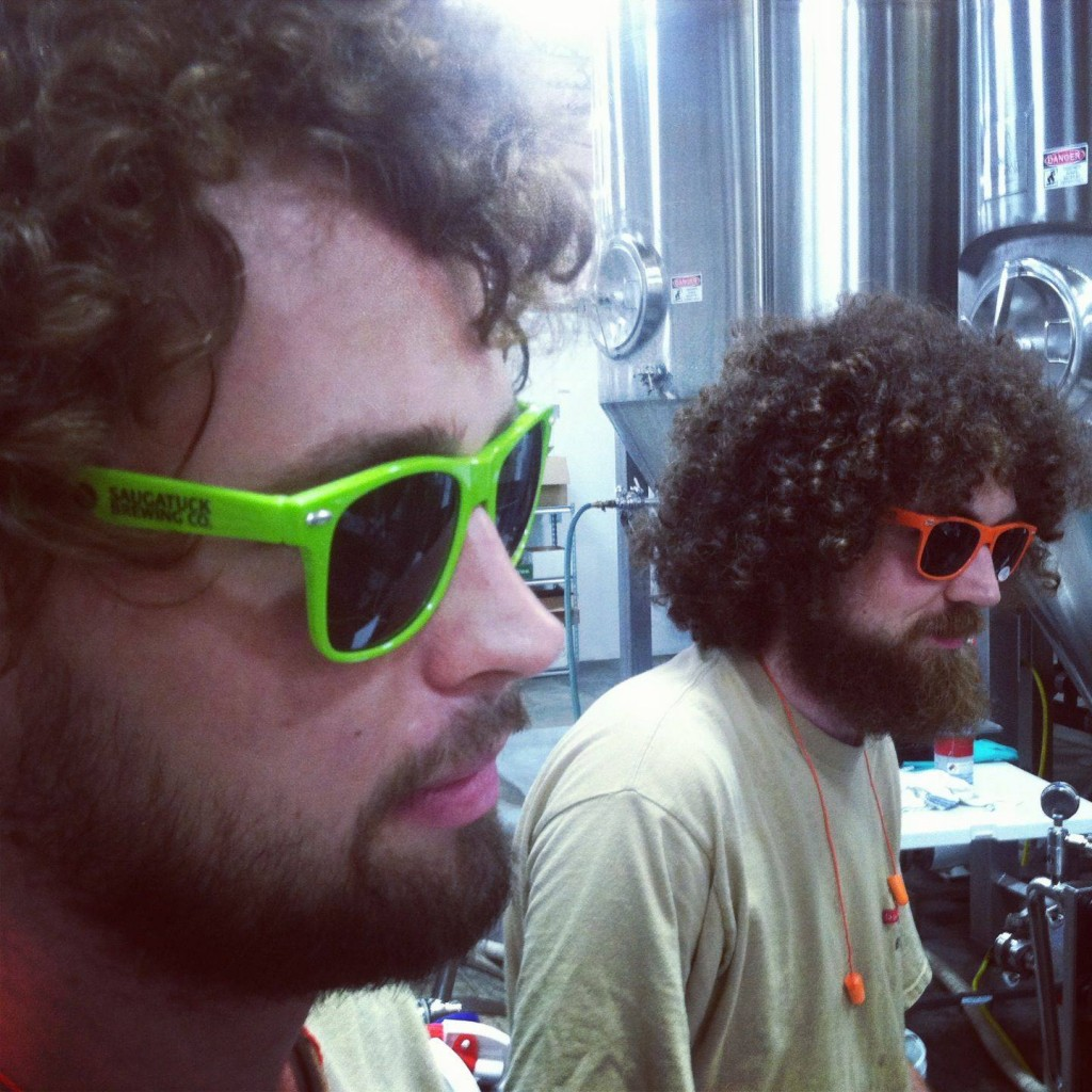 saugatuck brewery sunglasses