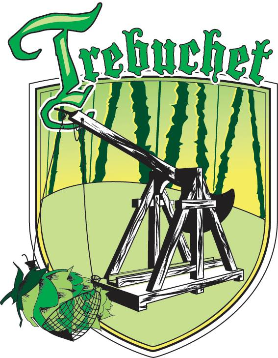 Trebuchet beer from Brewery Vivant
