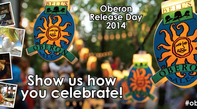 Bell's Oberon Ale officially returns March 24, 2013