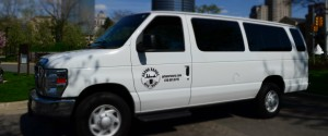 GR Beer Tours Van