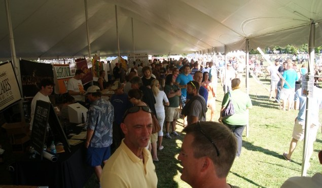 Summer Craft Beer Festival