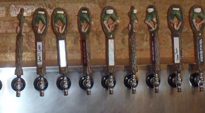 On tap August 28th – September 3rd