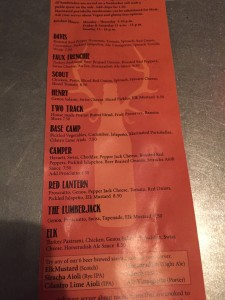 Elk Brewing Menu (2)
