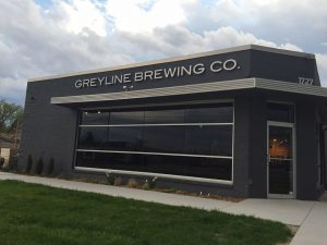 GreyLine Brewery outside